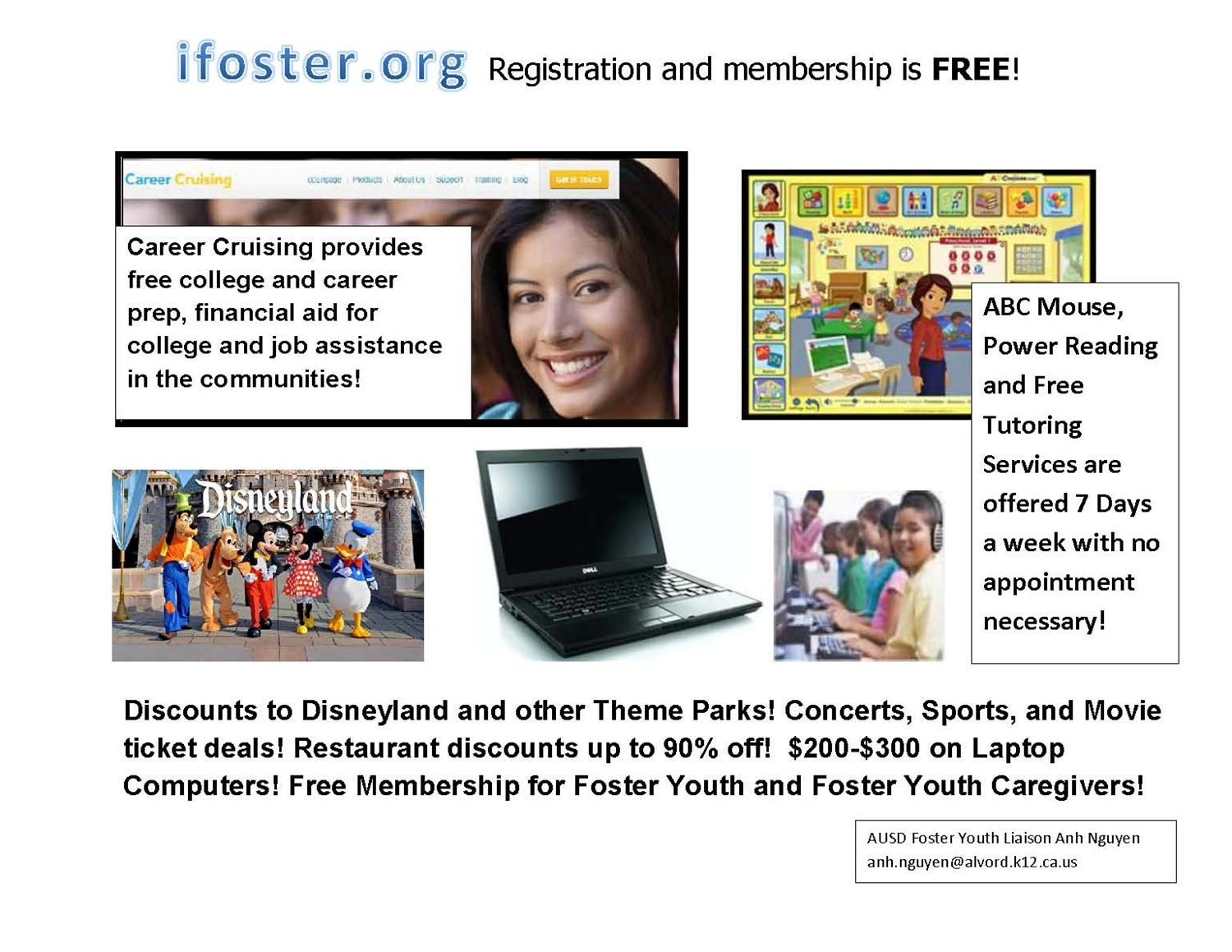 iFoster.org flyer