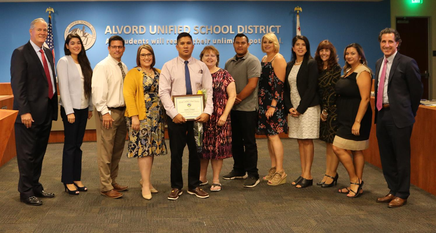 Alvord Unified School District / Welcome to Alvord Unified